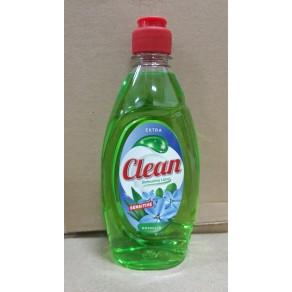 Засіб для миття посуди  Clean 450мл. Сенситив