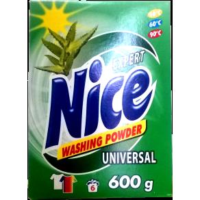 Nice Експерт пральний порошок 600кг Універсал