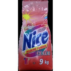 Nice Експерт пральний порошок 9кг Колор