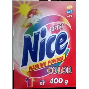 Nice Експерт пральний порошок 400г  Колор