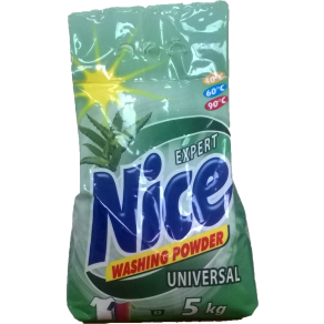 Nice Експерт пральний порошок 5кг Універсал