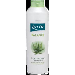 Гель для душа Lorin 1л баланс