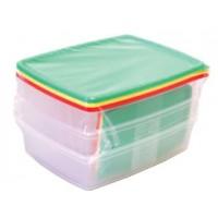 Контейнери для холодильників (Набір з 6 контейнерів)