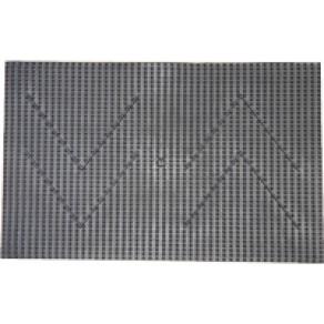 Гумовий килимок великий для ніг 565х360х10 мм