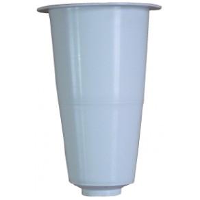 Надмогильна ваза вставна 8 см