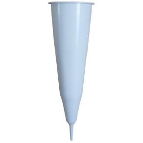 Надмогильна ваза з голкою 42 см