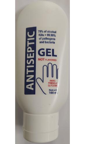Гель для рук Антисептик 100 мл (75% спирт)